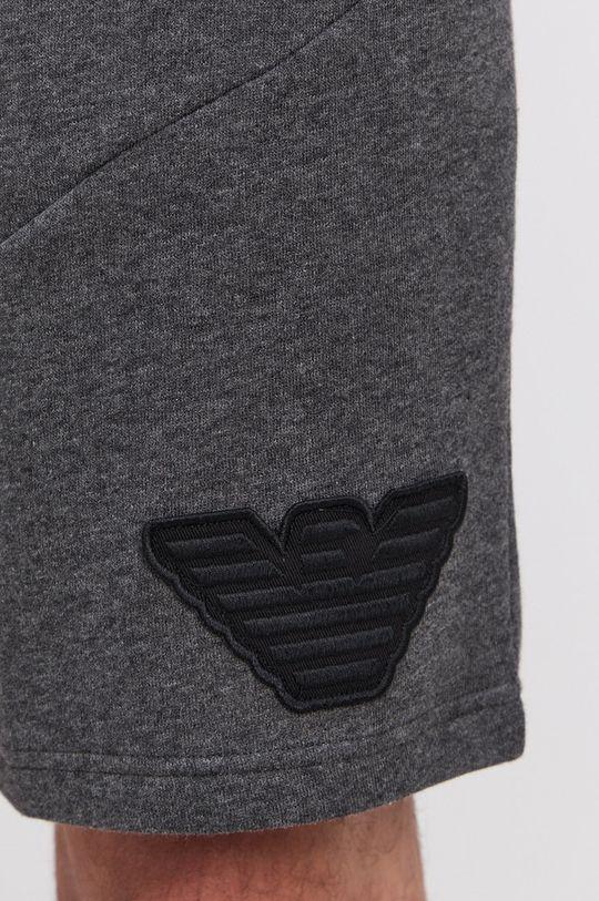 Emporio Armani Underwear - Szorty grafitowy