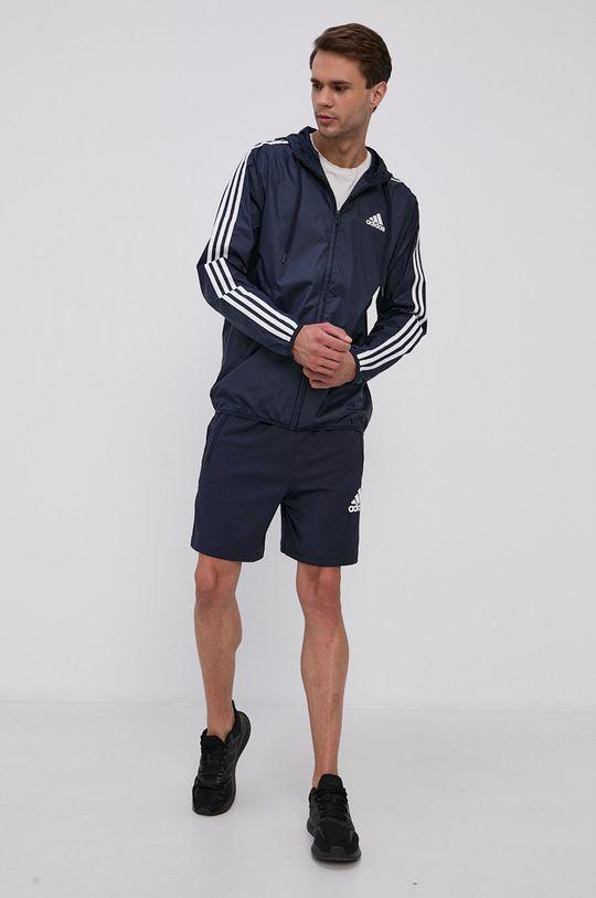 adidas - Kraťasy námořnická modř