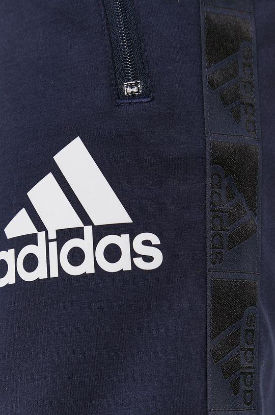 námořnická modř adidas - Kraťasy