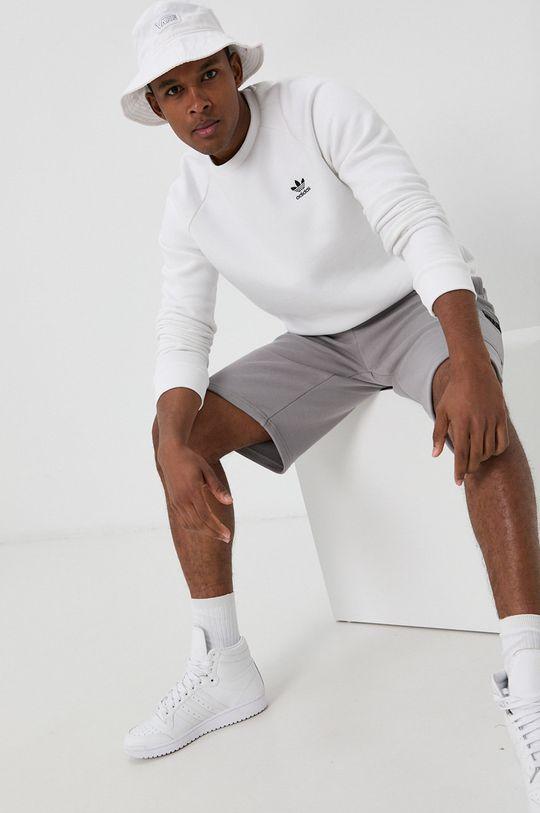 adidas Originals - Szorty jasny szary