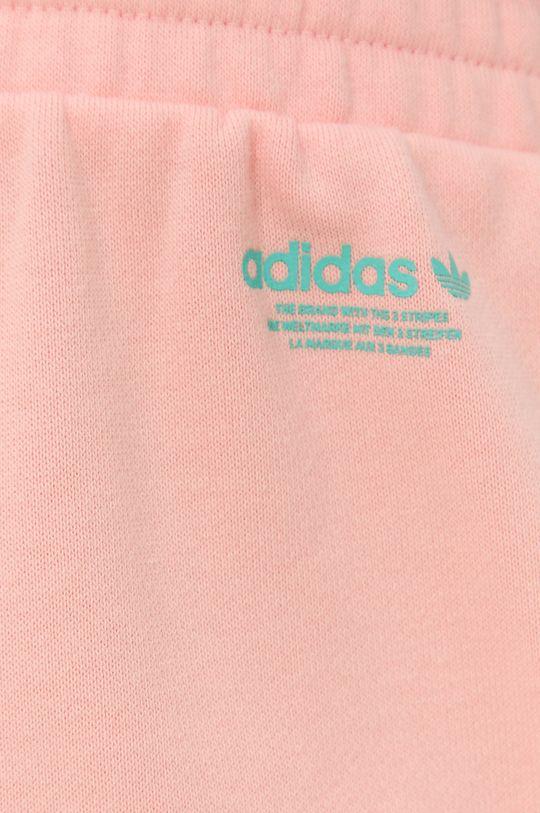 brudny róż adidas Originals - Szorty