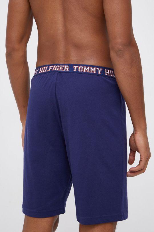 Tommy Hilfiger - Szorty piżamowe granatowy