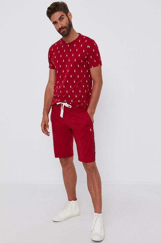 Polo Ralph Lauren - Szorty czerwony