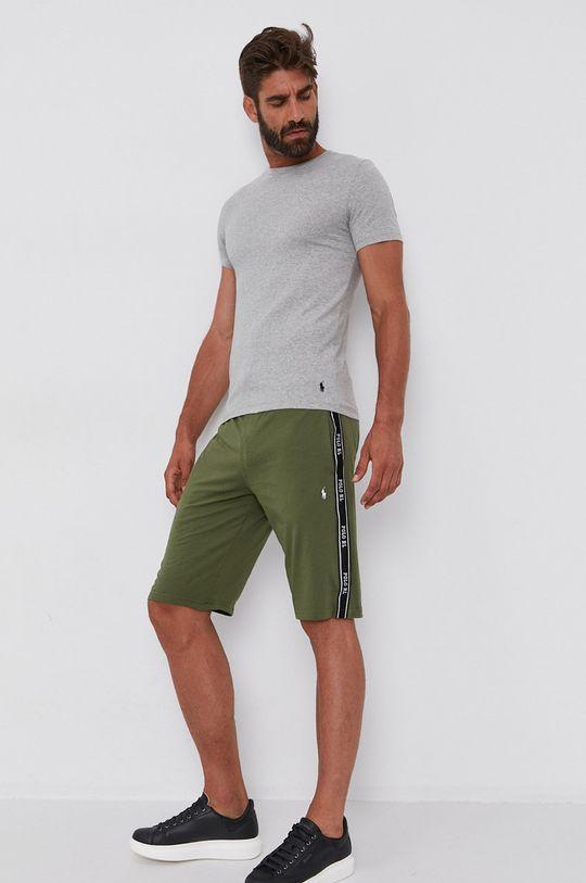 Polo Ralph Lauren - Szorty oliwkowy