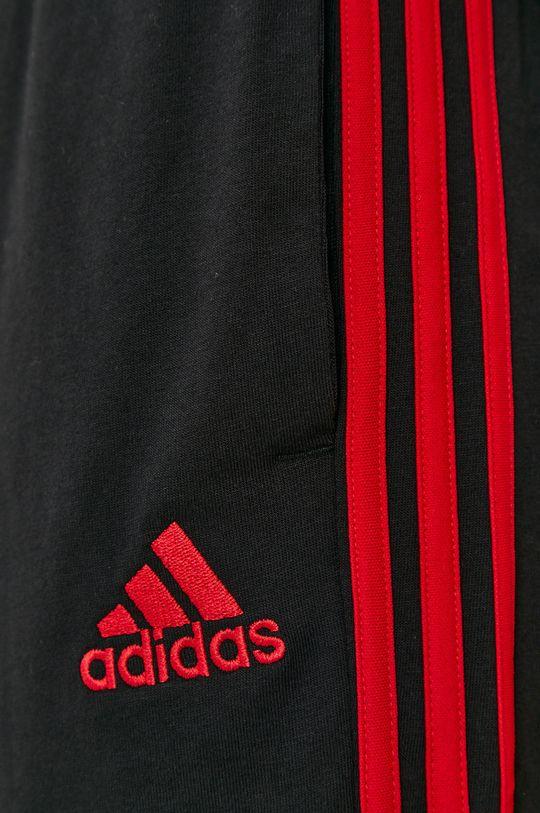 čierna adidas - Šortky