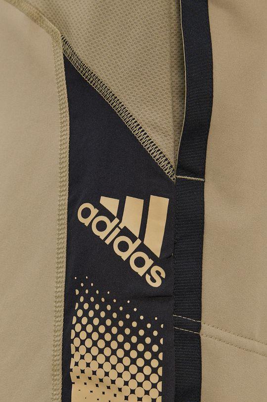 oliwkowy Adidas - Szorty