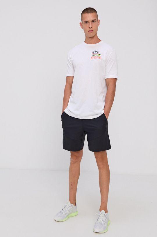 Under Armour - Pantaloni scurti negru
