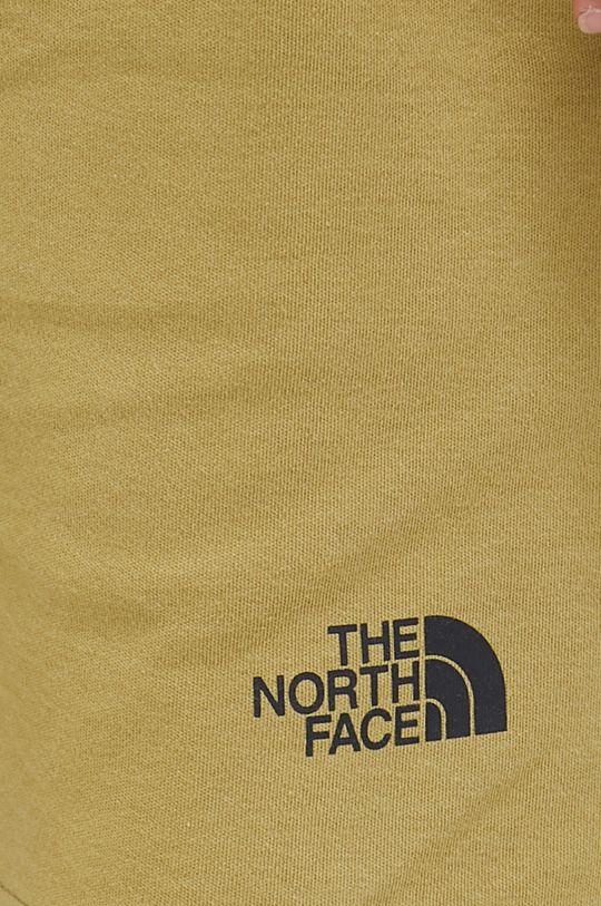 zielony The North Face - Szorty