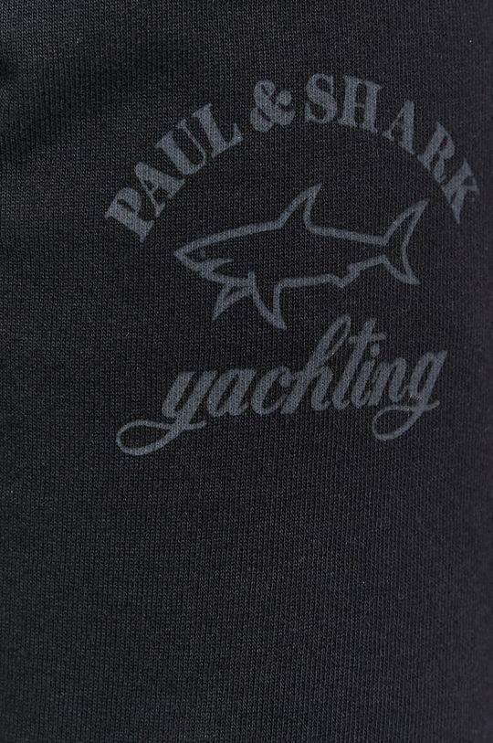 czarny PAUL&SHARK - Szorty