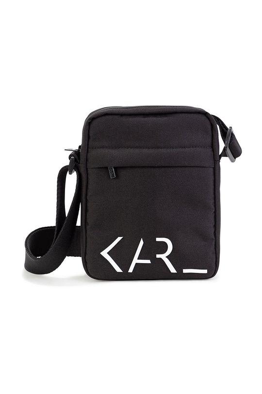 čierna Karl Lagerfeld - Detská taška Chlapčenský