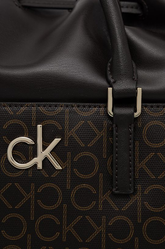 ciemny brązowy Calvin Klein - Torebka Damski