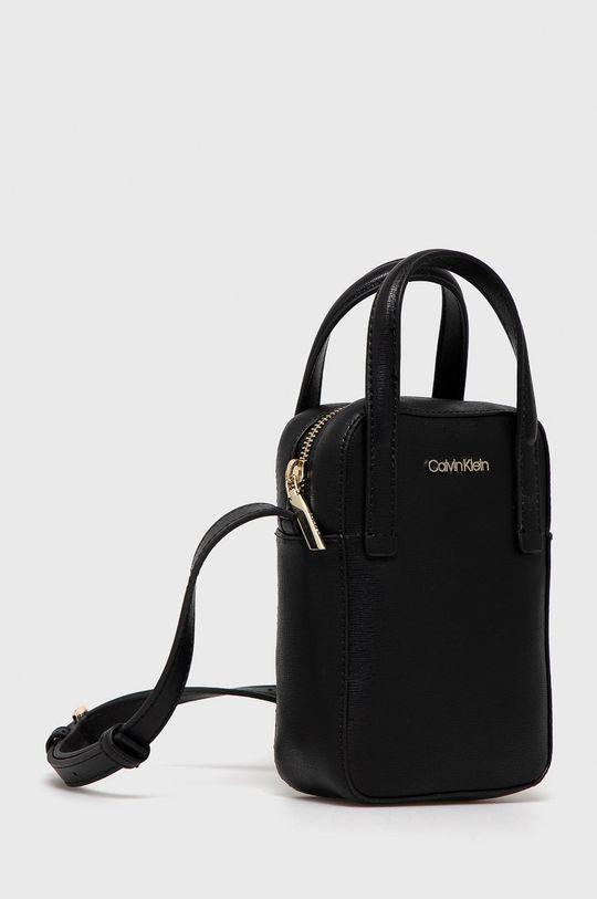 Calvin Klein - Ledvinka  Podšívka: 100% Polyester Hlavní materiál: 100% Polyuretan