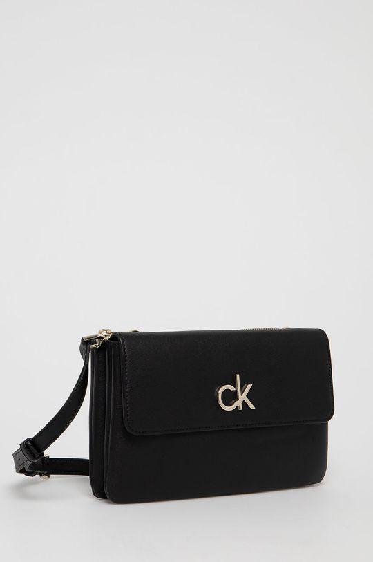 Calvin Klein - Kabelka  49% Polyester, 51% Polyvinyl