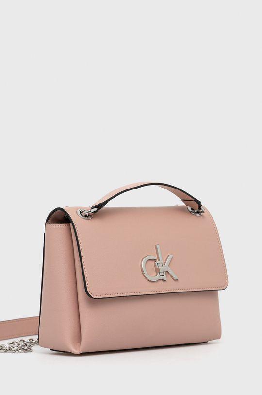 Calvin Klein - Kabelka ružová