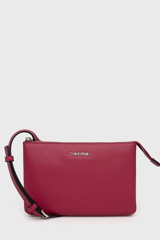 ostry różowy Calvin Klein - Torebka Damski