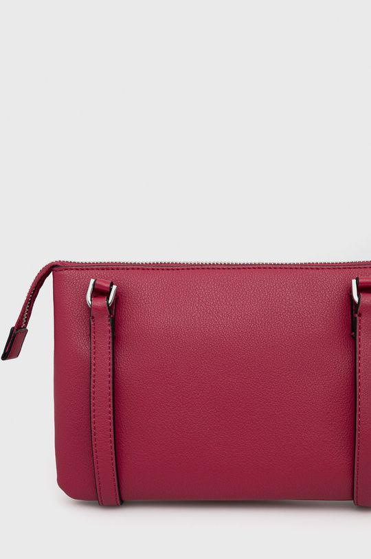 Calvin Klein - Torebka ostry różowy