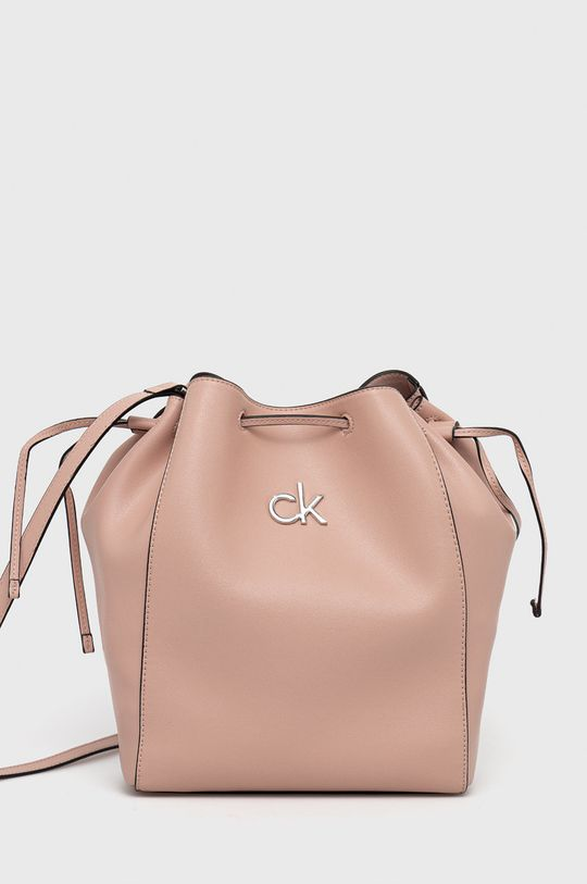 różowy Calvin Klein - Torebka Damski