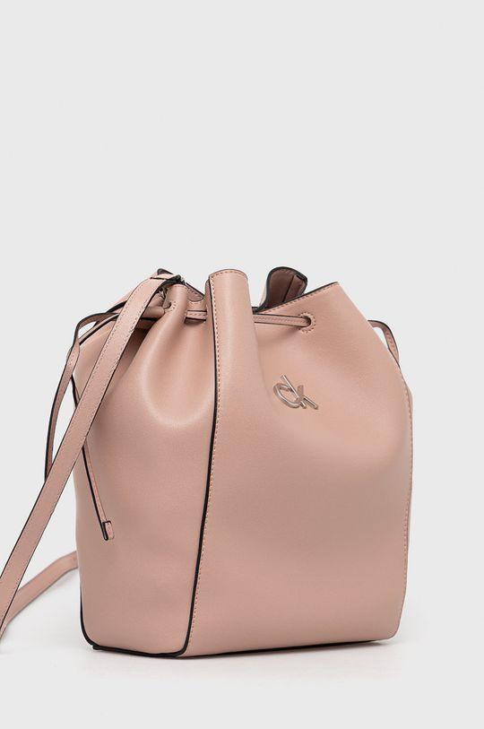 Calvin Klein - Torebka różowy