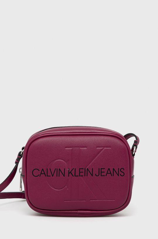 purpurowy Calvin Klein Jeans - Torebka Damski