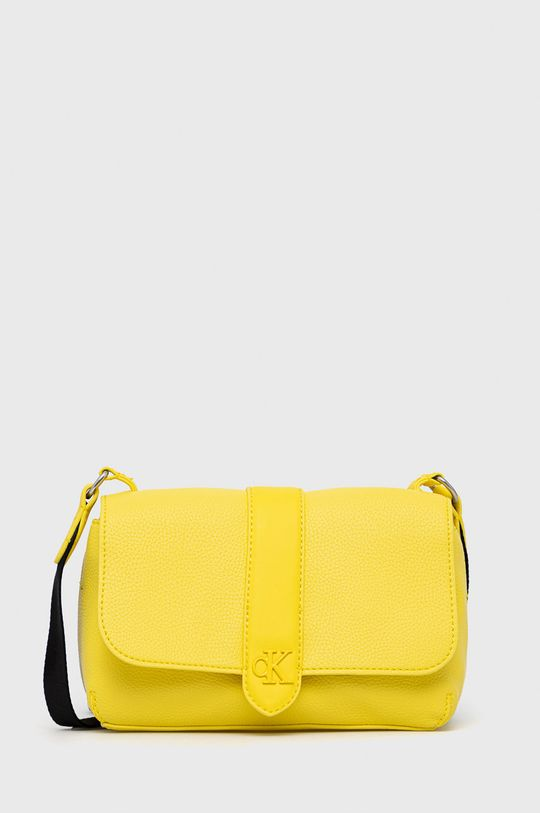 żółty Calvin Klein Jeans - Torebka Damski