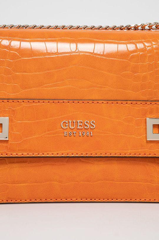 Guess - Torebka pomarańczowy