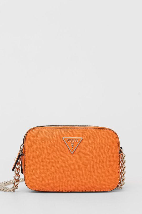 oranžová Guess - Kabelka Dámský