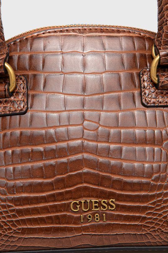 Guess - Torebka złoty brąz