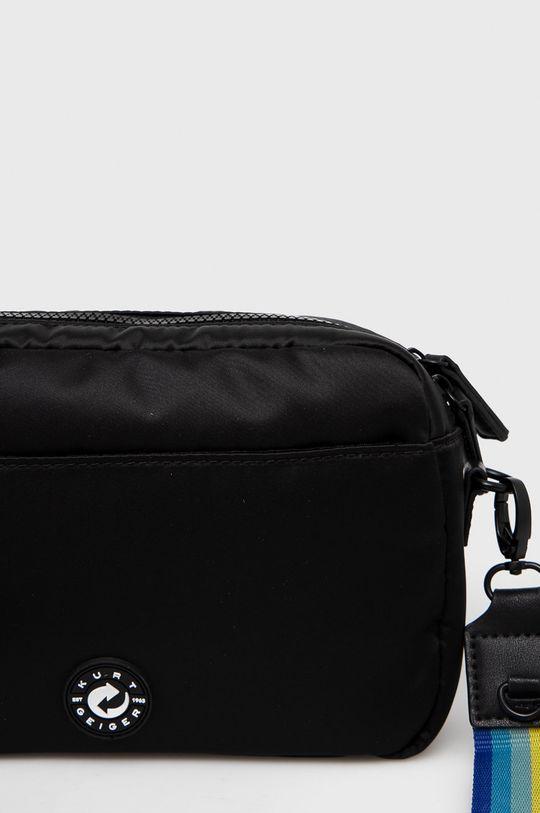 Kurt Geiger London - Kabelka  Podšívka: 100% Polyester Základná látka: 100% Recyklovaný polyamid
