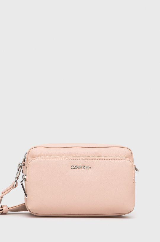 pastelowy różowy Calvin Klein - Torebka Damski