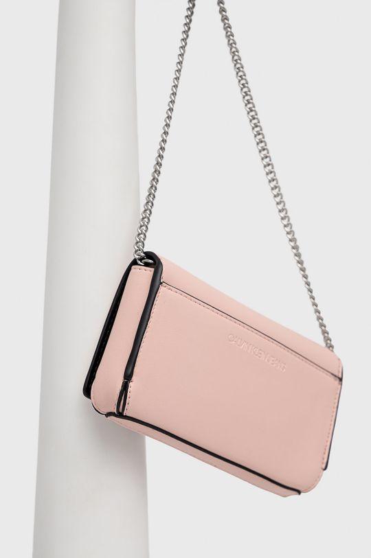 różowy Calvin Klein Jeans - Torebka