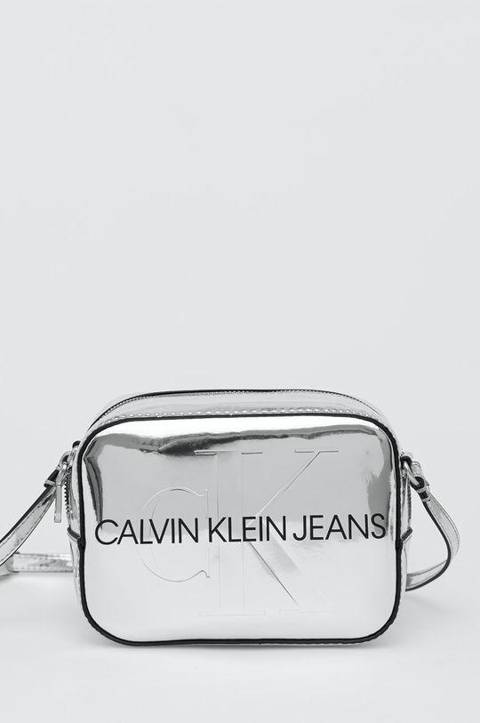 srebrny Calvin Klein Jeans - Torebka Damski
