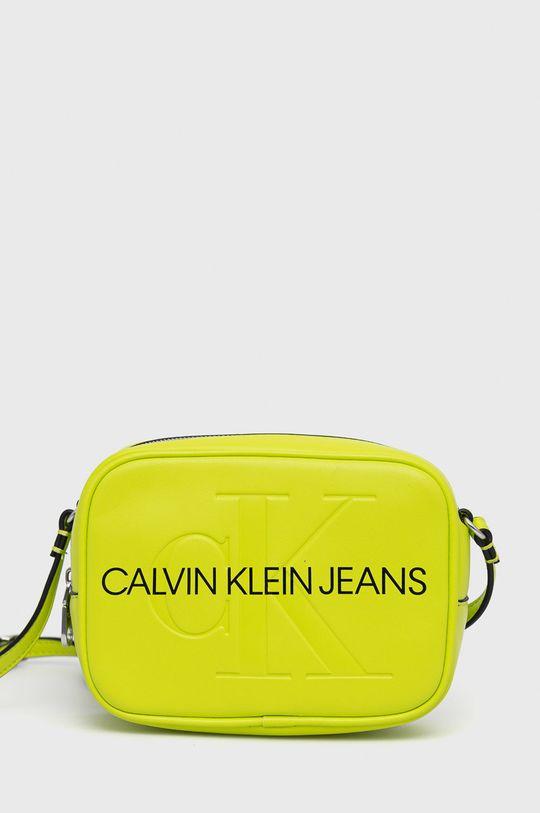 żółto - zielony Calvin Klein Jeans - Torebka Damski