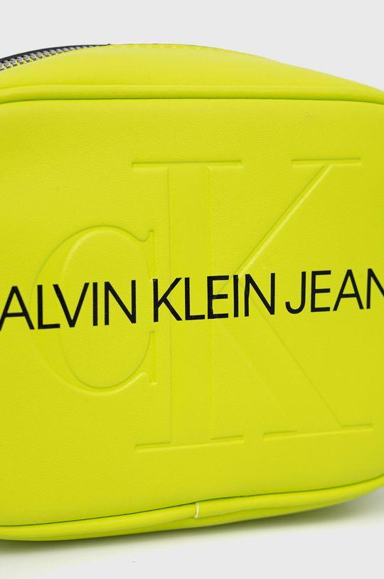 żółto - zielony Calvin Klein Jeans - Torebka