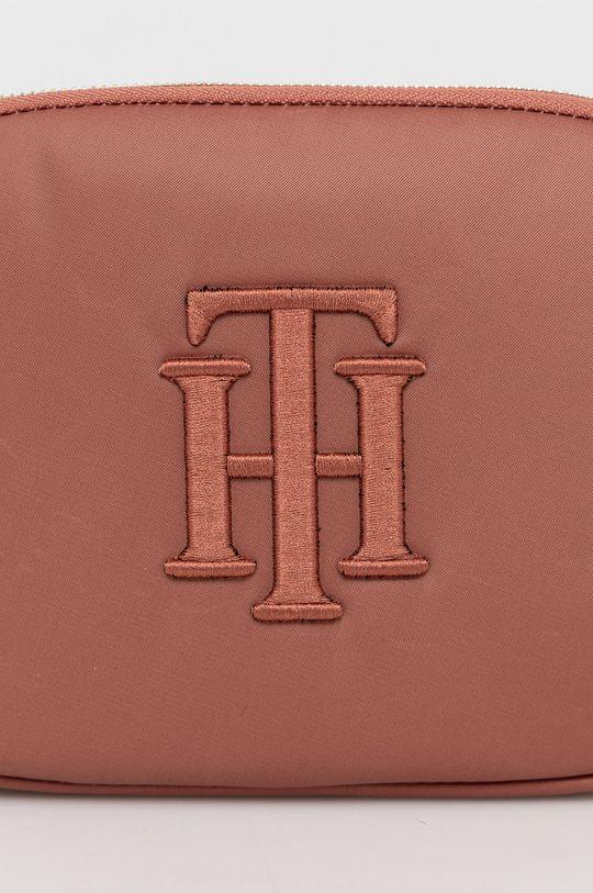 Tommy Hilfiger - Kabelka staroružová
