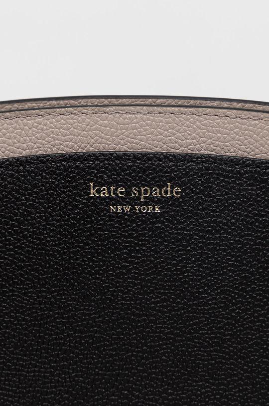 Kate Spade - Kožená psaníčko černá