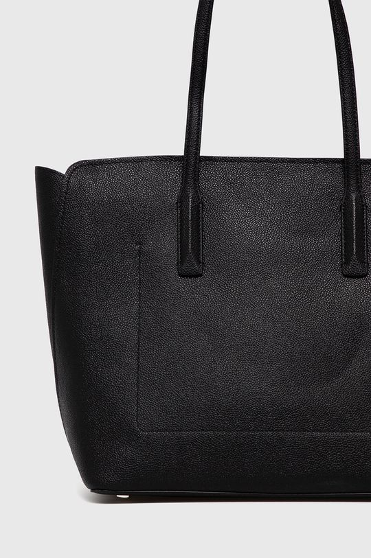 černá Kate Spade - Kožená kabelka