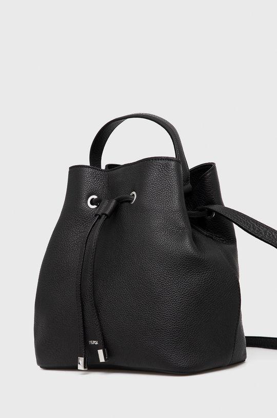 Hugo - Kožená kabelka  100% Prírodná koža