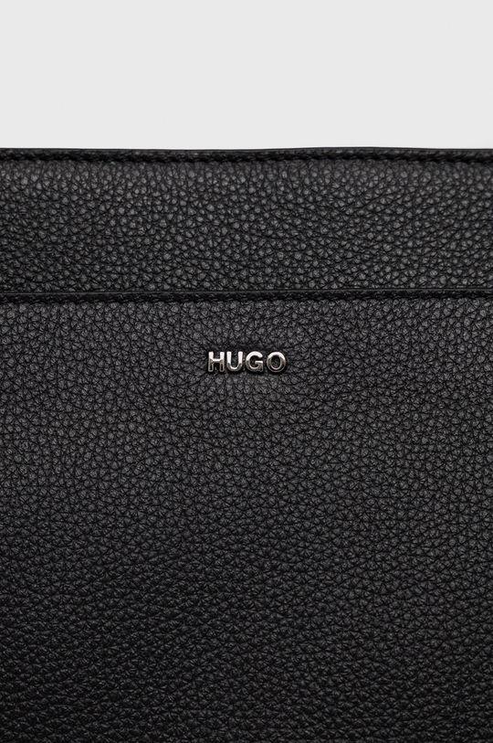 negru Hugo - Poseta de piele