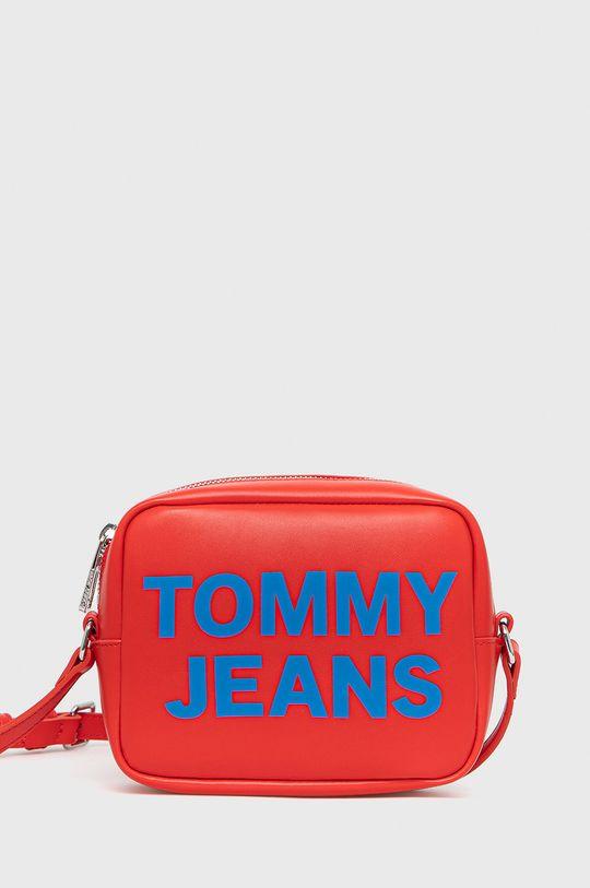 červená Tommy Jeans - Kabelka Dámský