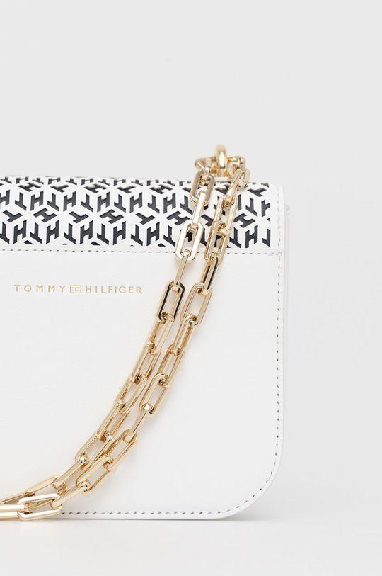 Tommy Hilfiger - Kožená kabelka  100% Přírodní kůže