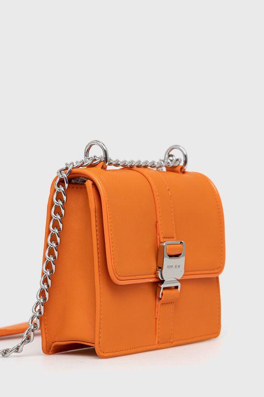 Tommy Jeans - Kabelka oranžová