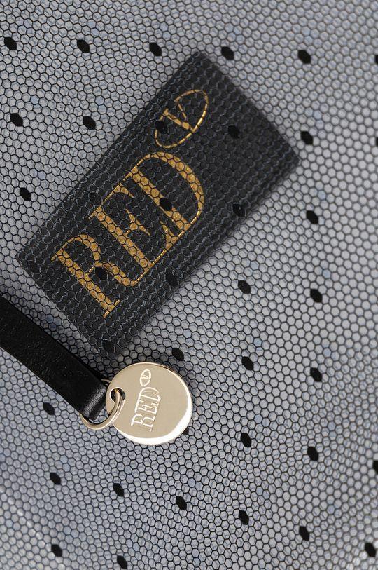 Red Valentino - Torebka transparentny