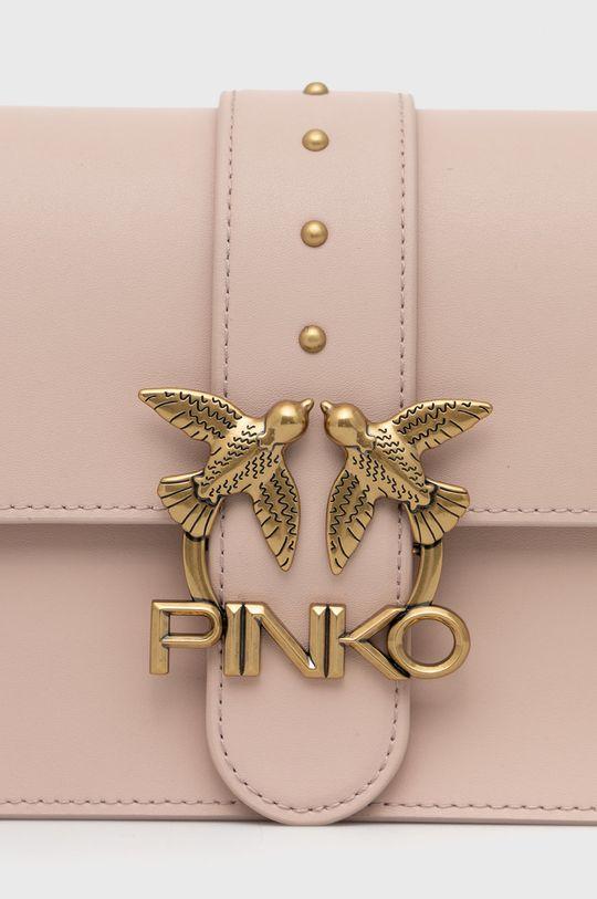 Pinko - Kožená kabelka  100% Přírodní kůže