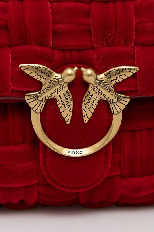 Pinko - Torebka czerwony