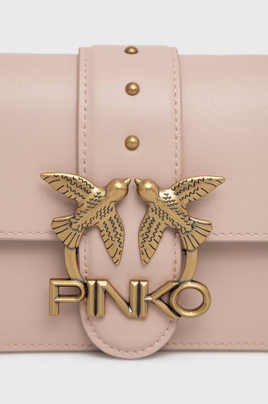 Pinko - Torebka skórzana Materiał zasadniczy: 100 % Skóra cielęca