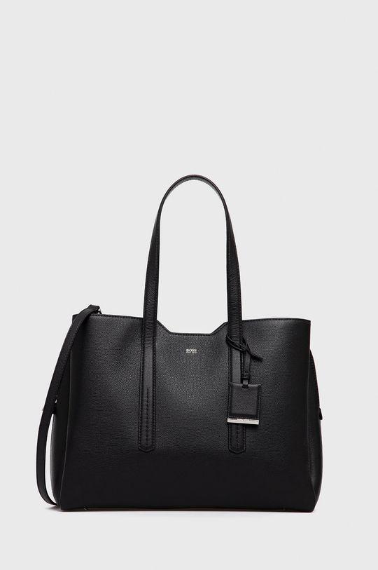 negru Boss - Poseta de piele De femei