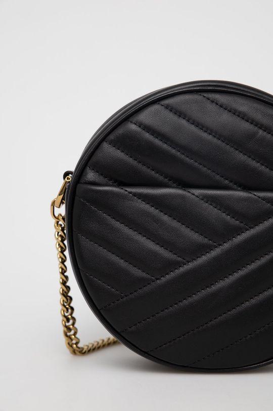černá Tory Burch - Kožená kabelka