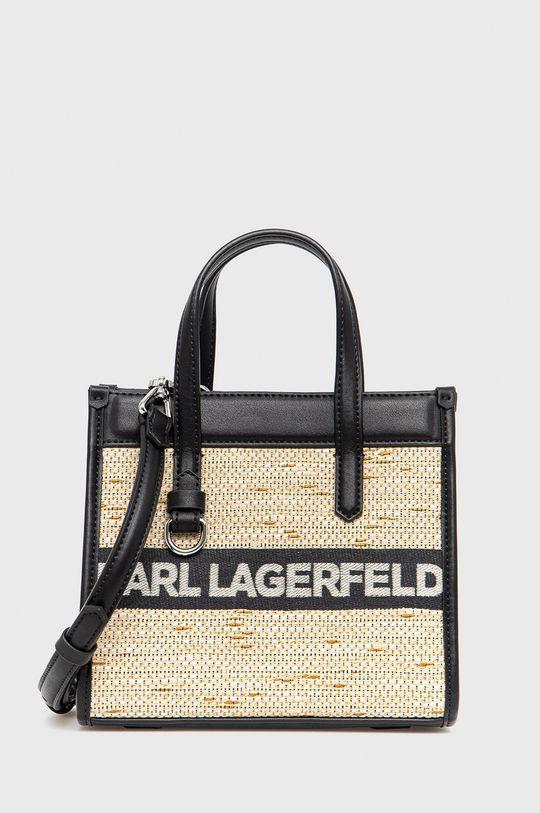 czarny Karl Lagerfeld - Torebka Damski