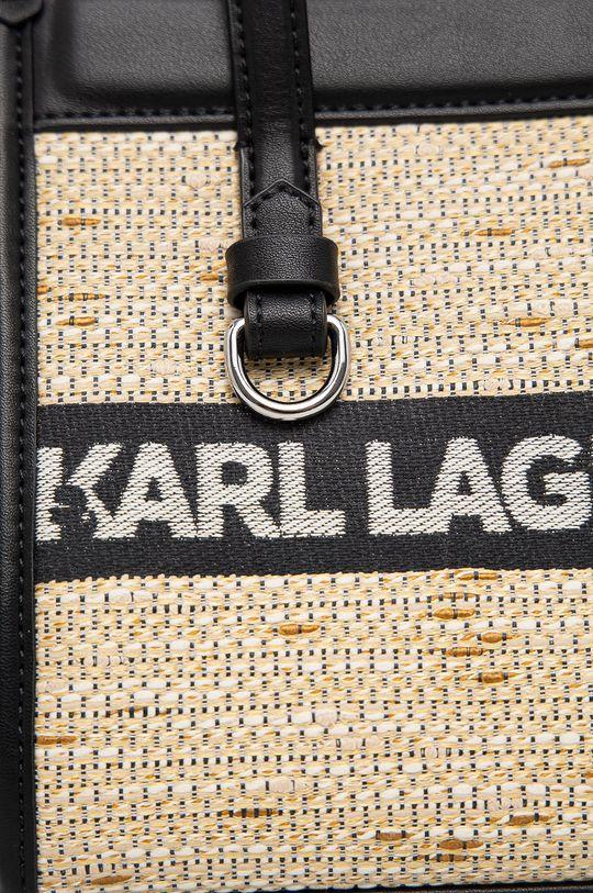 Karl Lagerfeld - Torebka czarny