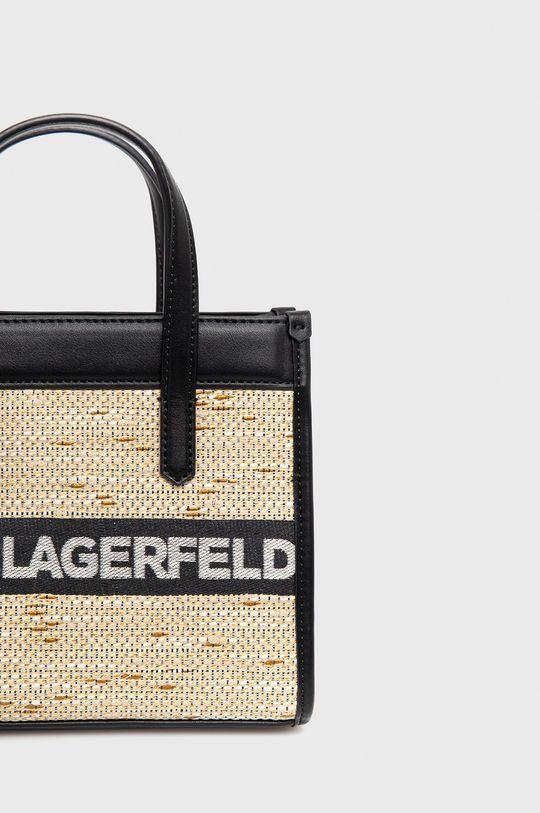 czarny Karl Lagerfeld - Torebka